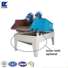 LZZG Mining Dewatering Screen TS1020 Wet Sand Dewatering Screen with 20-30 tph Capacity