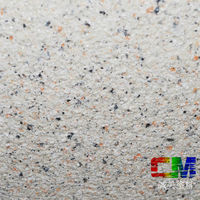 waterborne exterior & interior granite paint -texture paint in building coating