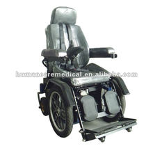 Economy jazzy electric wheelchair