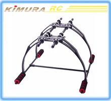F450 F550 Landing Gear Skid Kit for DJI F450 F550 Quadcopter Hexacopter FPV Anti Vibration Multifunction