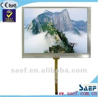 "5.6"" inch TFT VGA 640X480 resolution LCD Touch screen with control board"