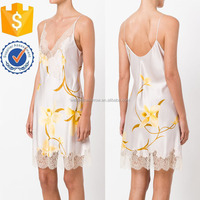 Night Gown Sleepwear For Ladies Manufacture Women Wholesale Fashion Women Apparel(TS0086E)