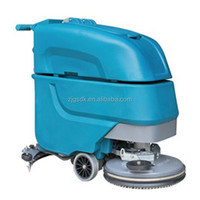 SDK690BT Automatic rechargeable hand push floor scrubber