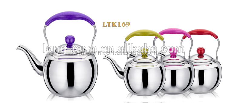 LTK147 2016 best stainless steel whistling kettle