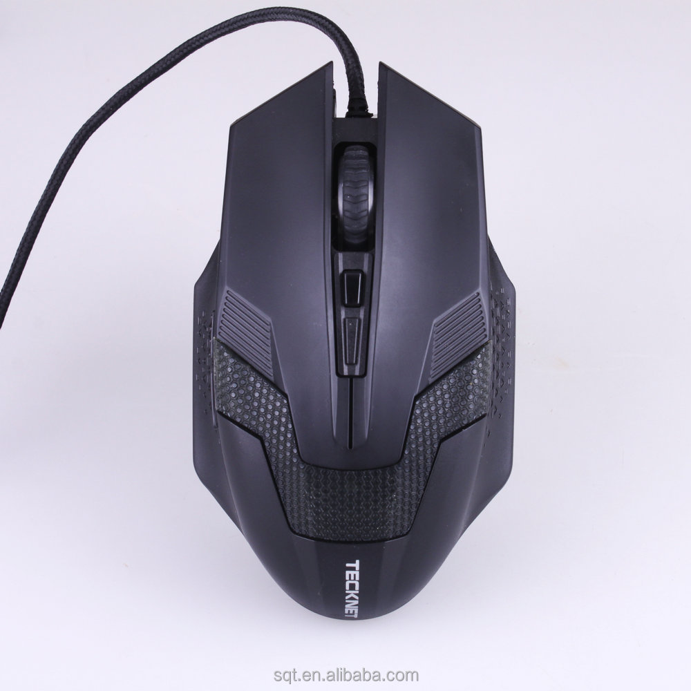 RGB wired 6D optical wired gaming mouse