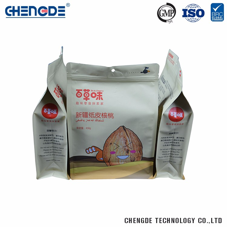 Flexible New Products Factory Supply Unique Self Seal Plastic Food Bag