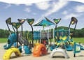 Kaiqi Group Seasailing Series KQ60017A children favorite amusement park plastic commercial outdoor playground equipment