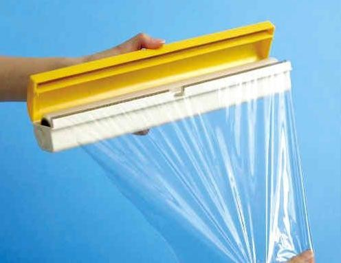 soft wrapping film hot sale PVC protective film