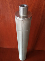 SS316L Stainless Steel Sintered filter cylinder for water treatment