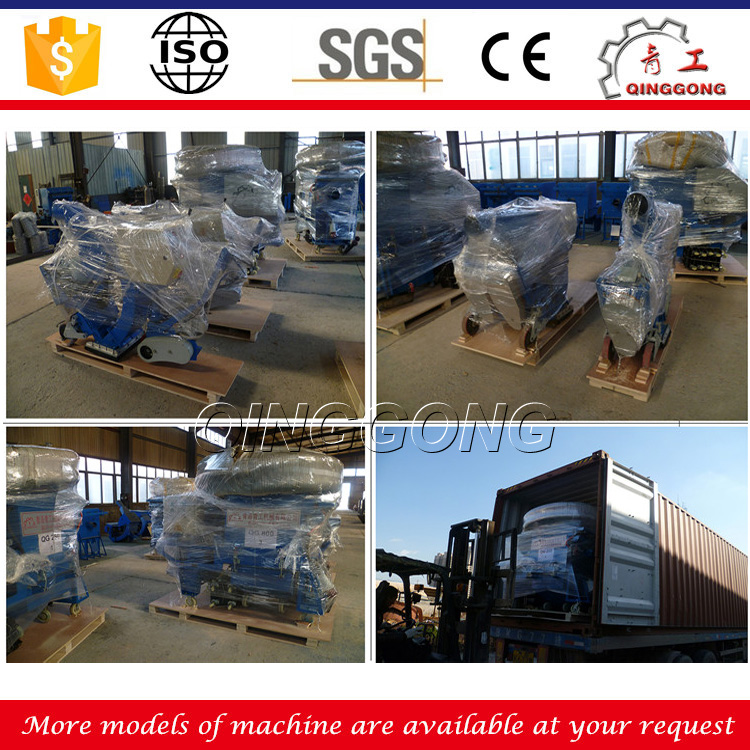 Road Horizontal Movable Used Shot Blaster /Shot Blasting Machine for Removing Marking and Paint