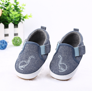 2017 autumn children canvas shoes baby toddler shoes