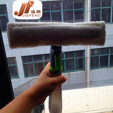 BR4161 NINGBO Jiefeng ABS Wholesale clean the window double faced window cleaner