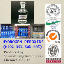 Direct Factory Hydrogen Peroxide Price 35% 40% 50% 60%