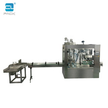 CZP-6 Automatic bottle e-liquid electronic cigarette water honey filling capping and labeling machine for liquid packing machine
