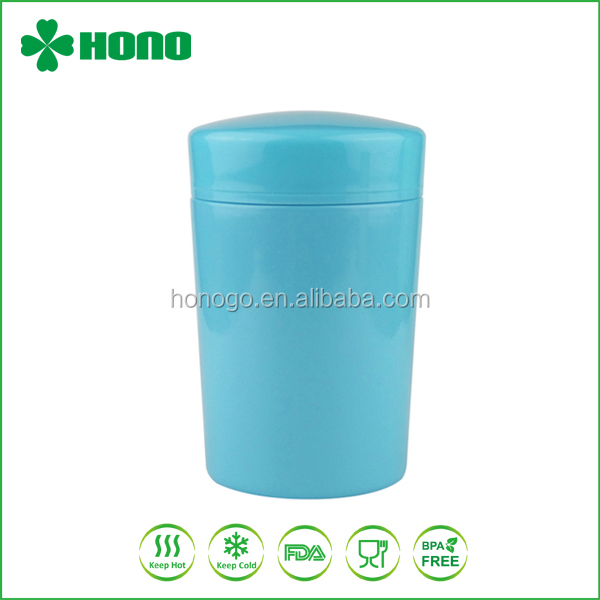 400ML Hot sale cheaper price food carrier stainless steel tiffin box/ Soup mug for thermos