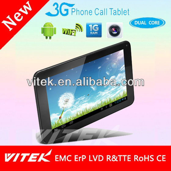 Cheap Price 3G Call 7 inch Firmware Android 4.2 MID