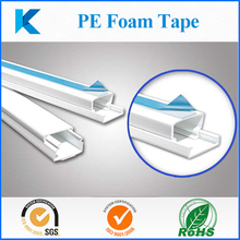 High performance PE Foam Tape for flexographic mounting