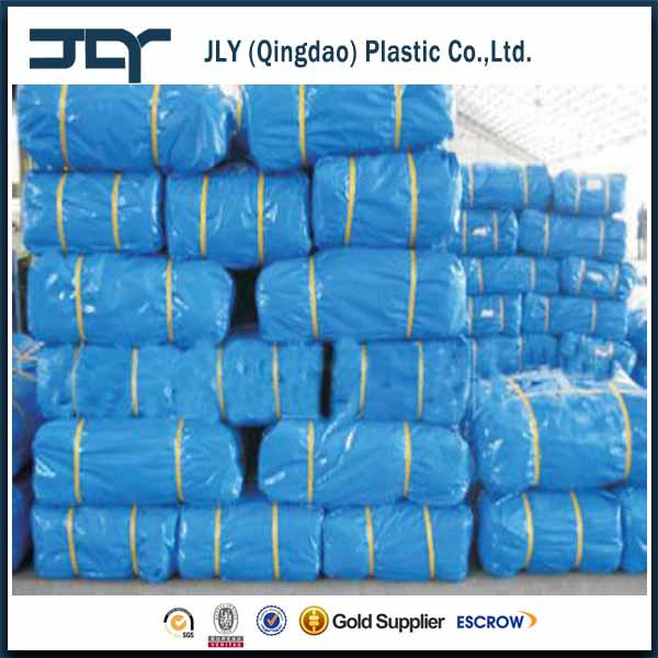 Qingdao Factory Heavy Duty Polyethylene Tarps Cover Fire Resistant Ground Cover PE Tarpaulin