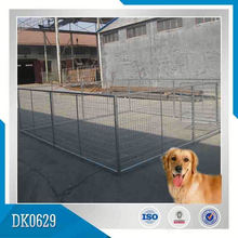 Reasonable Charged Galvanized Welded Wire Dog Kennel