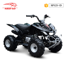 SP125-D Shipao never in trouble loncin engine 110cc/125cc quad