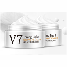 Private label night and day skin whitening cream for skin care hydrating white cream
