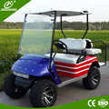 golf cart with gas or electric power