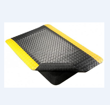 black and yellow Anti-Static floor mat