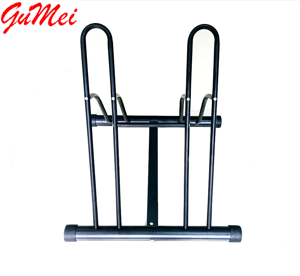 Hot Selling Popular Bike Stand Convenient Parking Bicycle Display/Rest Custom LOGO Floor Bicycle Stand