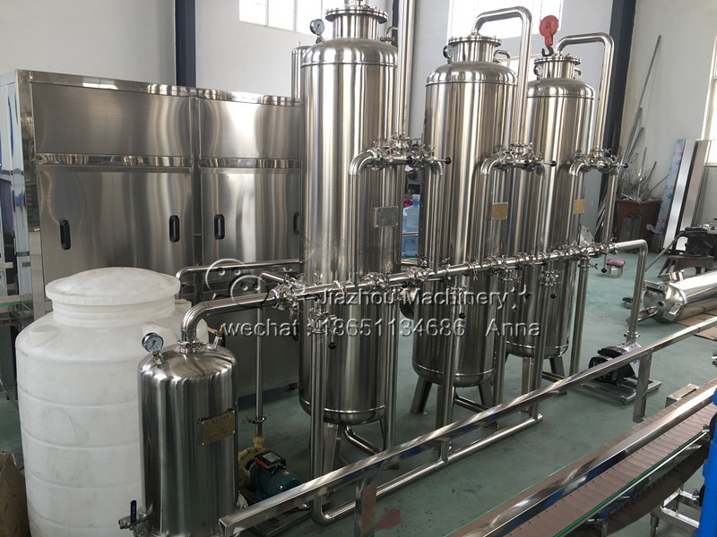 mineral water treatment machine/pure water treatment plant/water filters