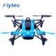 Flytec T12 RC High Speed Racing Drone Quadcopter With One Key Return Mini RC Drones RTF Blue