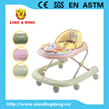 BABY WALKER WITH U STYLE BASE POPULAR CE APPROVED WALKER WITH LOVELY MUSICAL AND TWINKING MONEY FACE WALKERS FOR BABY