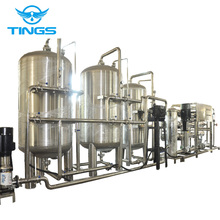 Mineral water processing machine/sachet pure water purification plant/bottle drinking water filter