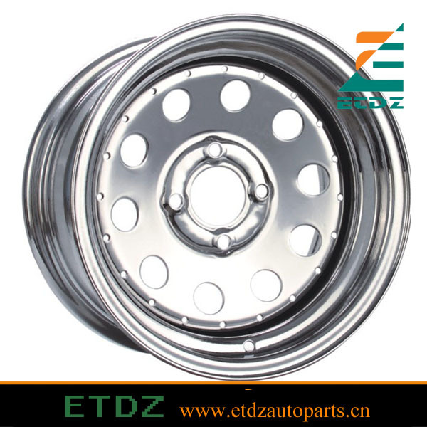 ETDZTR-18 13x4.5 ET-9mm +3mm Suv Trailer Steel Wheel