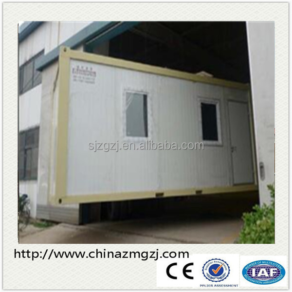 eco-friendly easy assembled living container house from alibaba china