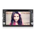 2 din Android Quad core universal car stereo 6.2 inch car dvd player