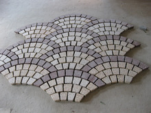 Gem floor and wall decoration high grade paving durable lowes stepping stones