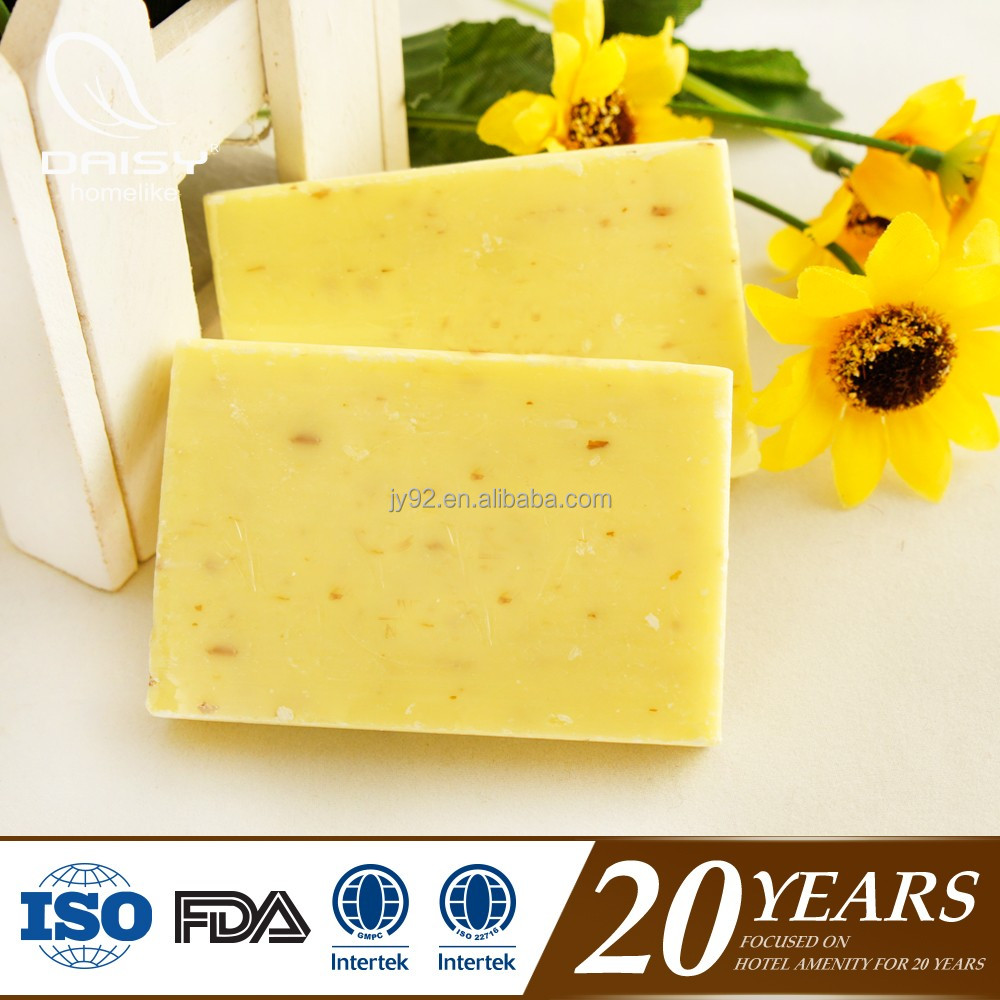 2016 New products best selling different types of bar soap