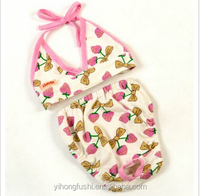 sexy dog Clothes Pink Bikini Style with lovable patterns xxx small dog clothes