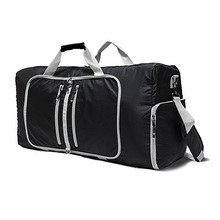 Custom Waterproof Foldable Mens Weekend Duffel Gym Sport Travel Bag