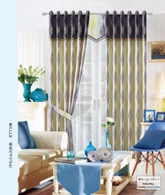 New fashion living room fancy curtain designs