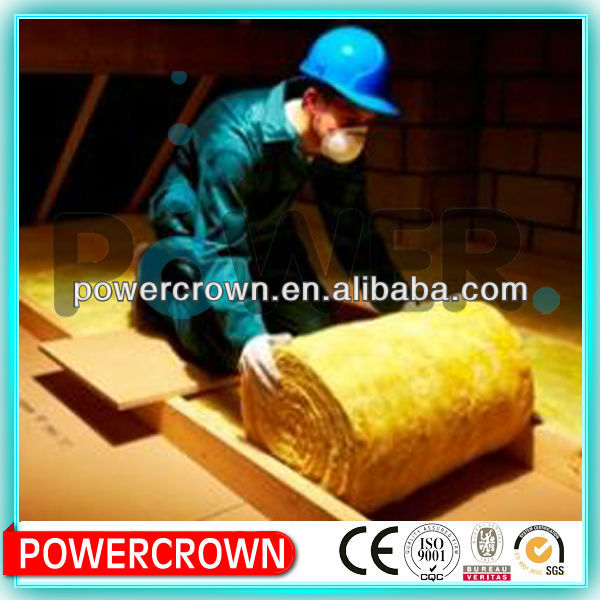 Glass Wool Insulation For Fireplaces