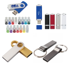 Logo Printed Promotional Gift Cheap USB Flash Drive