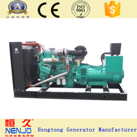 factory direct sale !ac three phase NENJO 1100KW diesel generator set for made in China