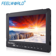 FEELWORLD A737 HDMI 4K 7 inch hd video camera monitor for photography crane
