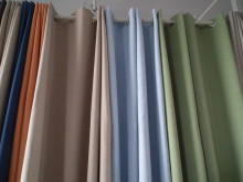 blackout curtain fabric latest designs of curtains for home, hotel, restaurant; woven blackout fabric