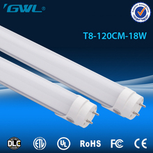 Factory price high lumen UL DLC Certified 18W 4ft LED linear Tube