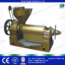 Productive vegetable seed oil mill press