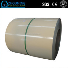 prime/ secondary PPGI Steel Coil/White board/prepainted galvanized steel coil/DX51D/SGCC
