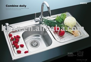 HH5S670 stainless steel undermount kitchen sinks