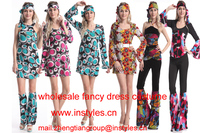 walson fancy dress costumes hippie halloween costume dropshipping
